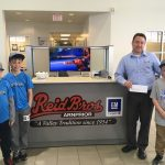 Reidbros Sponsor of minor ball in Arnprior